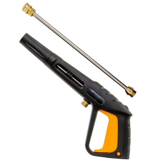 Пистолет в сборе QN