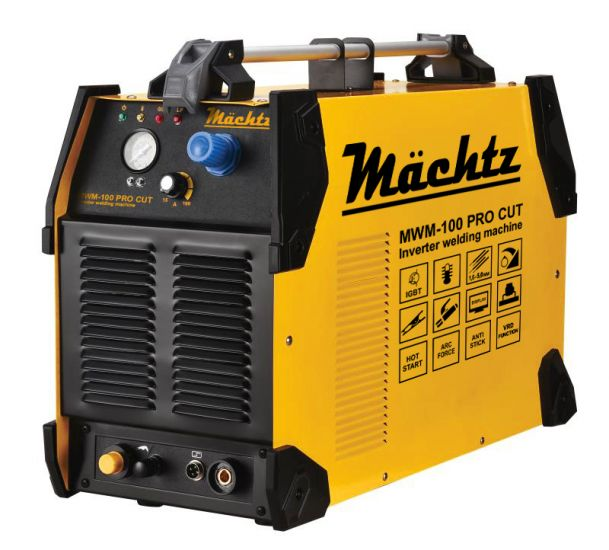 Плазморез Mächtz MWM-100 PRO CUT
